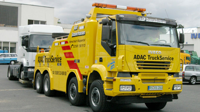 ADAC-Truckservice