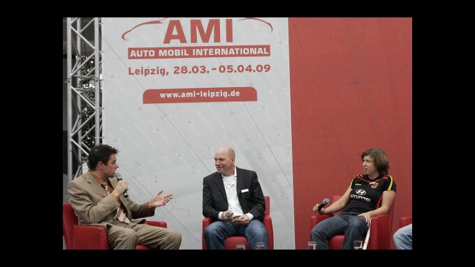Ab 2010 findet AMI alle zwei Jahre statt