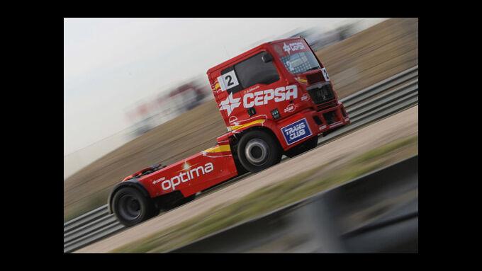Albacete gewinnt Truck Race Europameisterschaft 2010