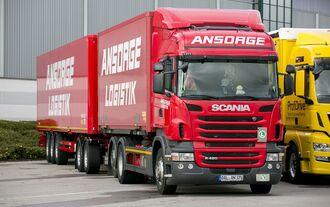 Ansorge Logistik, Lang-Lkw