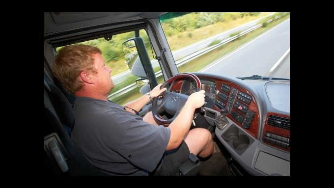 BGL warnt vor Fahrermangel