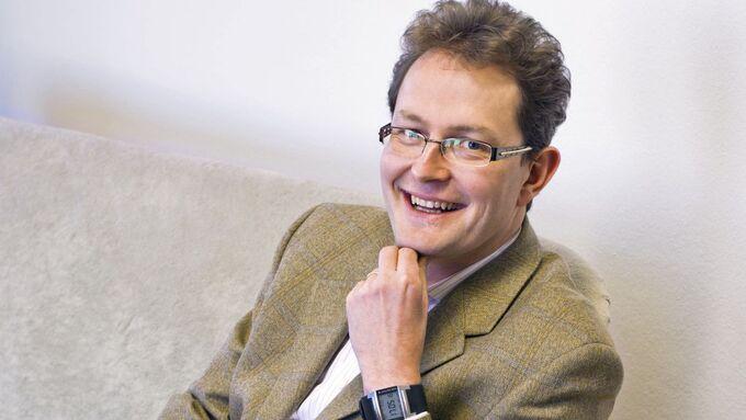Christoph Lütge, Wirtschaftsethiker/TU München
