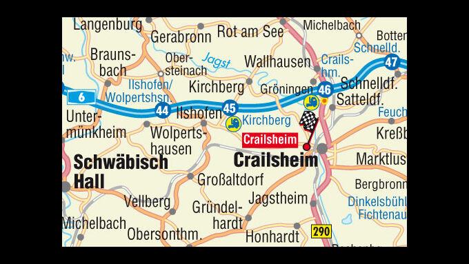 Crailsheim Juni 2010