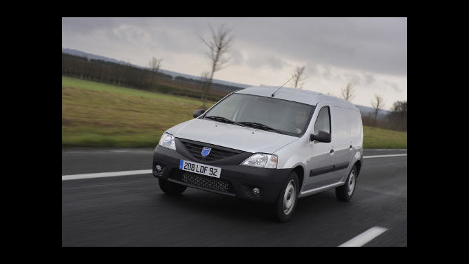 Dacia Logan Express und Pick-up