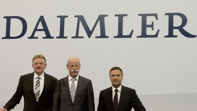 Daimler AG, Annual Press Conference, February 7, 2013