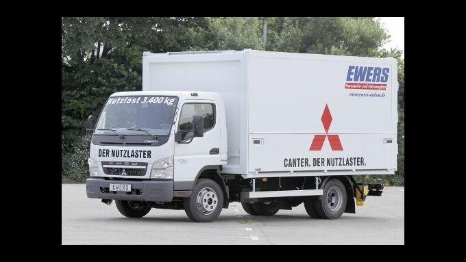 Daimler-Tochter Fuso mit hohem Absatzplus