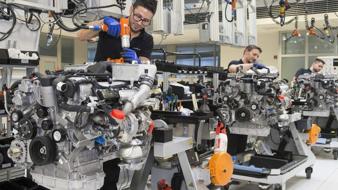 Daimler-Werk Mannheim
