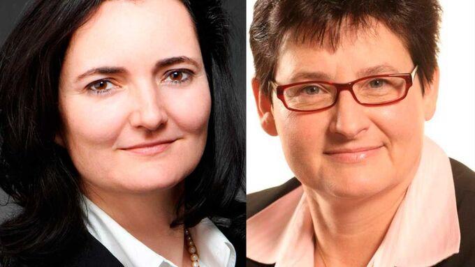 Edina Brenner, Sabine Lehmann, LBS