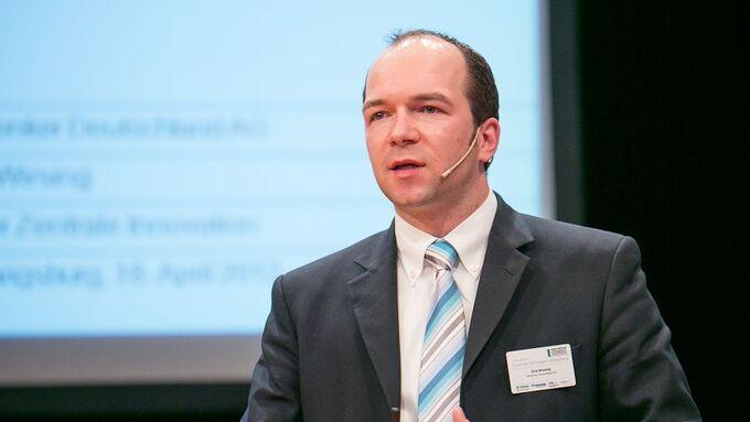 Erik Wirsing, Logistikgipfel