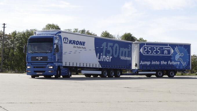 Eurocombi - Nutzfahrzeug Konzepte der Zukunft