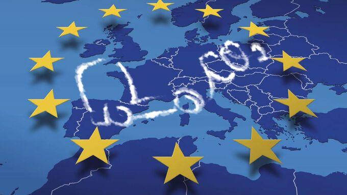 Europa, Lkw, Emission