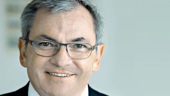 Ewald Kaiser, Vorstand Landverkehr ab 1.9.2014, Schenker