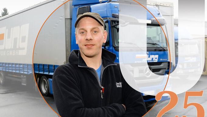 Fahrer U 25 Dennis Ditzel