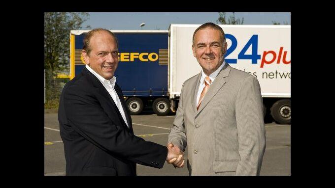 Frankreich: Gefco neuer 24 Plus-Partner