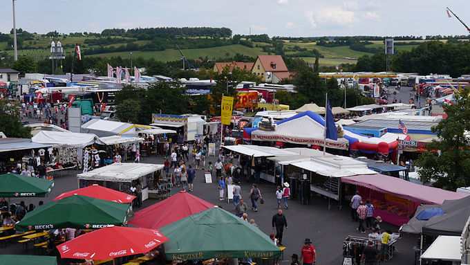 Geiselwind, Trucker Festival, 2011, AutohofBR