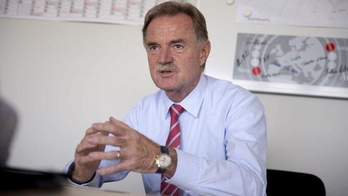 Georg Weiberg, Juli 2013