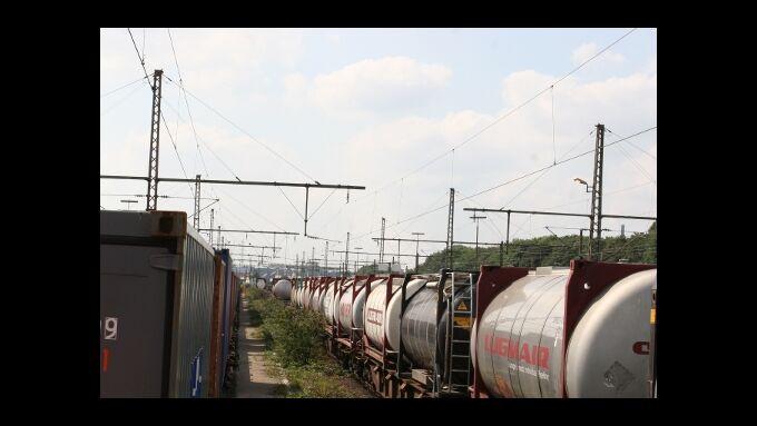 Güterverkehr: Teilerfolg für Deutsche Bahn