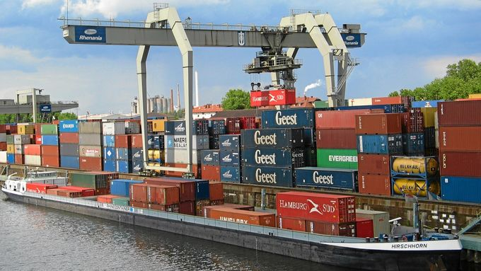 Hafen Mannheim