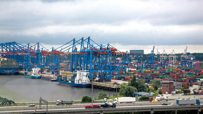 ITS, Hamburger Hafen