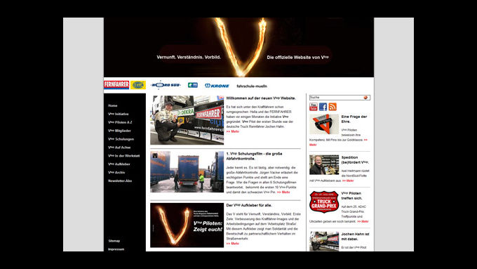 Initiative Vtop von Hella und FERNFAHRER jetzt online