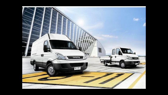 Iveco Easy Daily als Basisversion