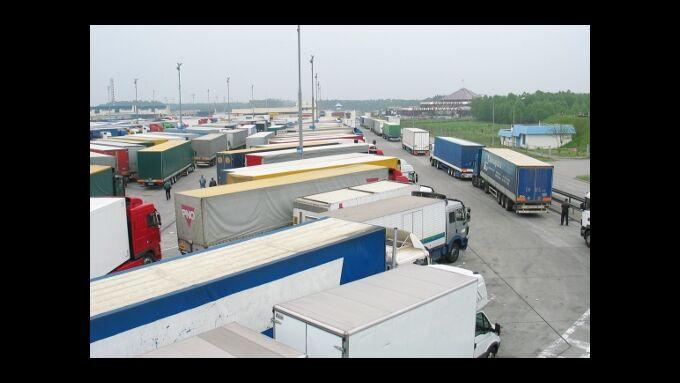 Kommt der große Lkw-Streik?