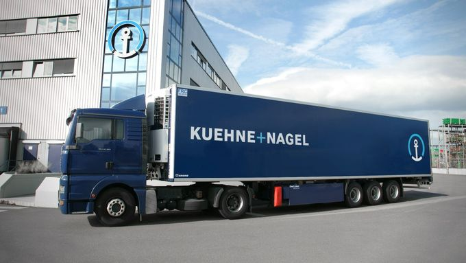 Kühne+Nagel, Trailer