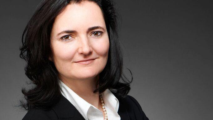 LBS-Vorsitzende Edina Brenner