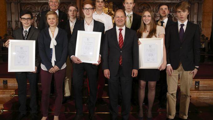 Logistics School Award 2012, hamburg