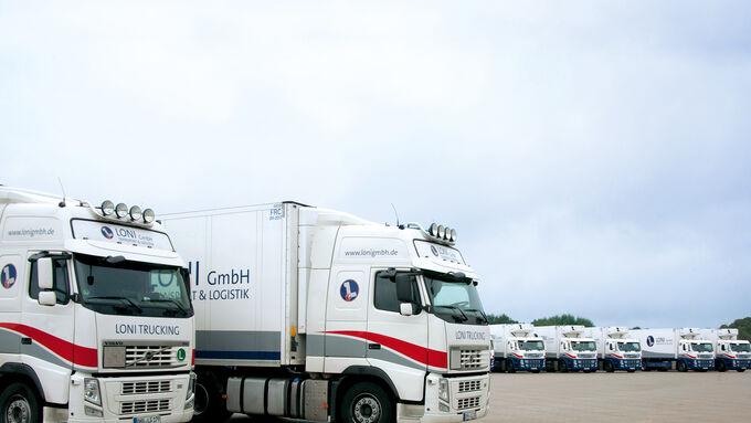 Loni, Trucking, Telematiksystem
