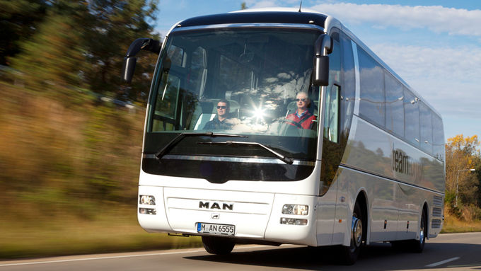MAN Lion´s Coach