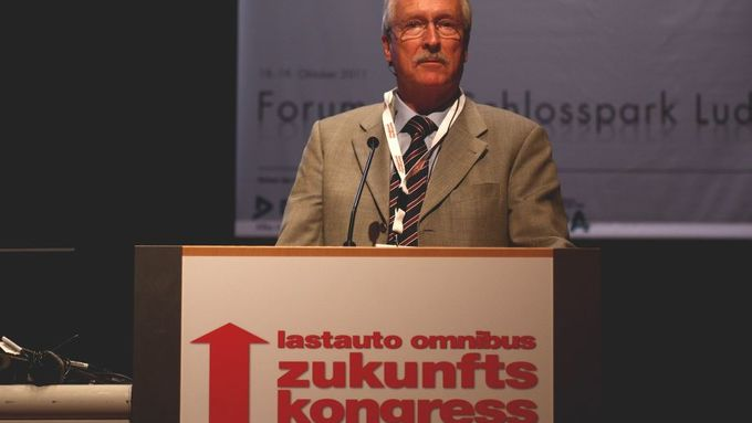 Meinrad Siegner, Fiat Powertrain Technologies, lao-Zukunftskongress 2011
