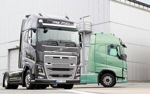 Neuer Volvo FH
