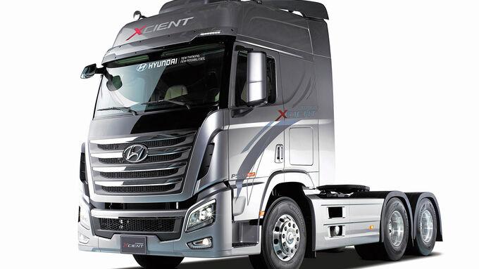 Neues aus der Lkw-Welt, Hyundai