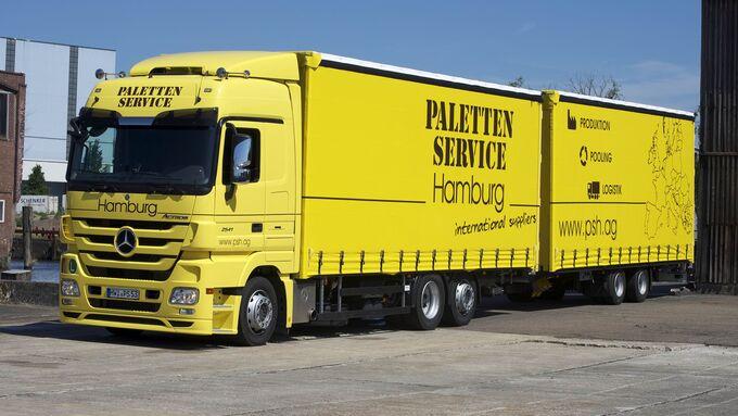 Paletten-Service, Hamburg, 2011