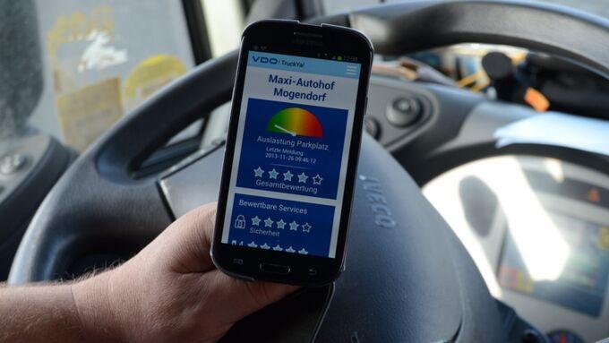 Parkplatz App