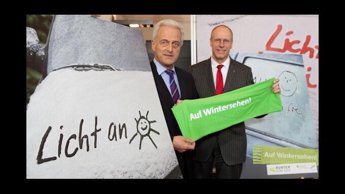 Peter Ramsauer, Aktion Auf Wintersehen!