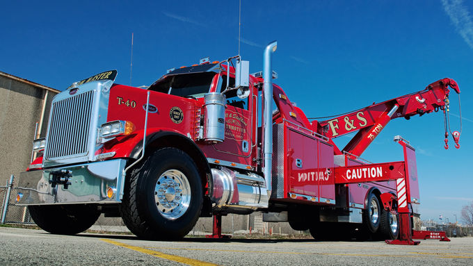 Peterbilt 378, T40, Automotive