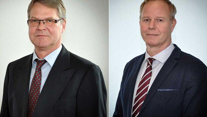 Peterrson-Lehmann, Roebken (rechts) VTG