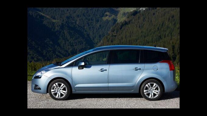 Peugeot steigert Umsatz und Absatz