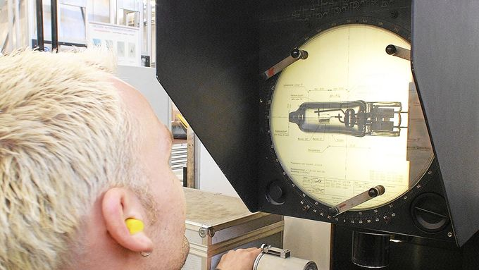 Philips, Master-Life-Lampe, Kontrolle