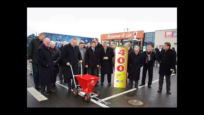 Ramsauer: 5.500 Parkplätze fertig