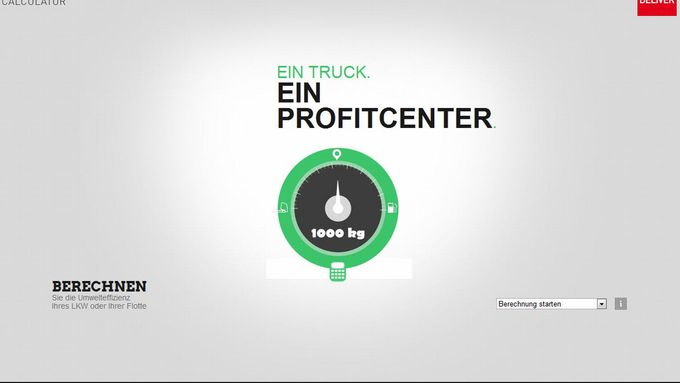 Renault Trucks, Eco Calculator