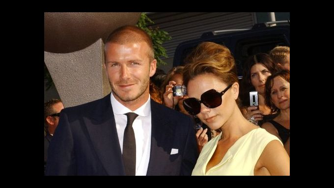 Smart Way hat die Beckhams an Bord