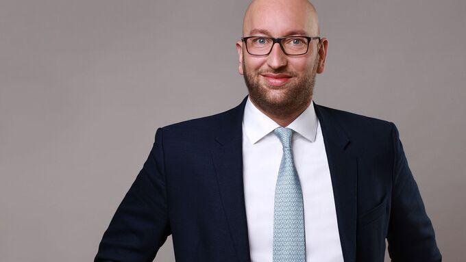 Stefan Harder, May Co. Logistik