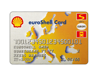 Euro Shell Card