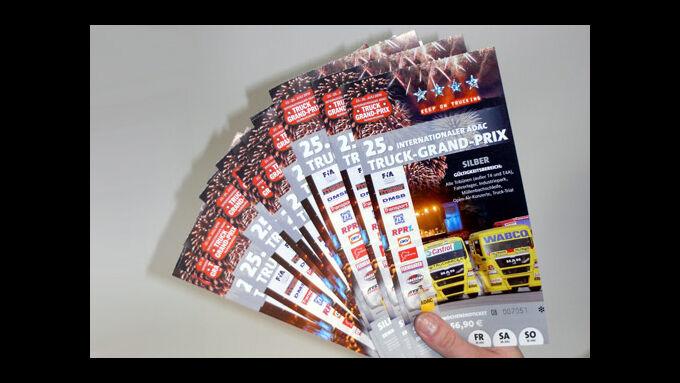 Truck-Grand-Prix 2010 #x96; Karten zu gewinnen!