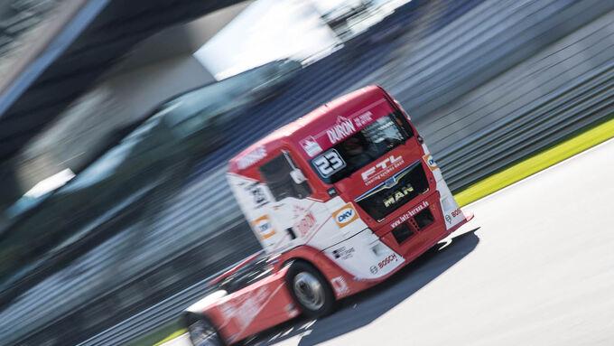 Truck Race 2017 Red Bull Ring