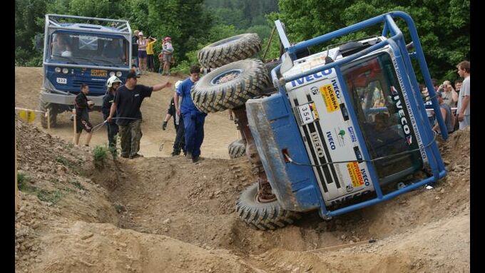 Truck Trial CZ
