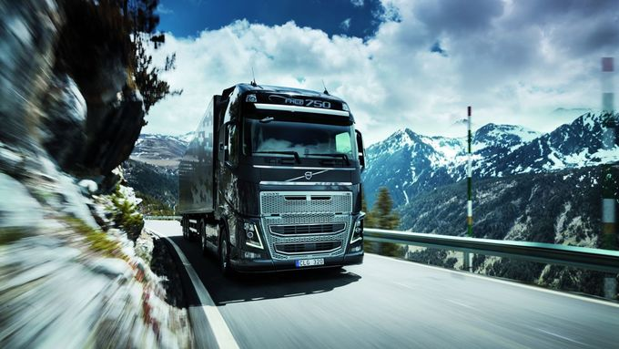Volvo FH, Gebirge, International Truck of the Year 2014